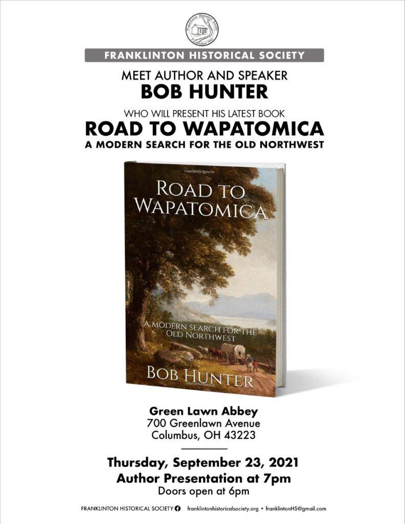 Bob Hunter Author and Speaker