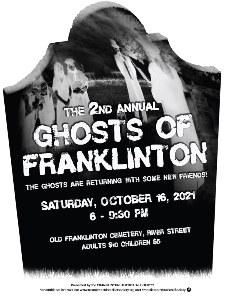 Ghosts of Franklinton 2021